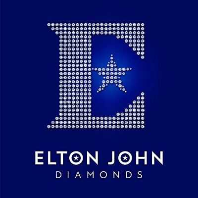 Elton John - Diamonds [CD] Sent Sameday*