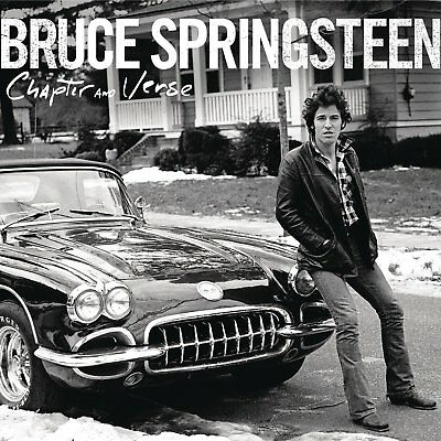 Bruce Springsteen ~ Chapter And Verse  { New Sealed Cd }