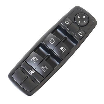 Electric Front Door Window Mirror Master Switch A2518300090 for Mercedes Benz ML