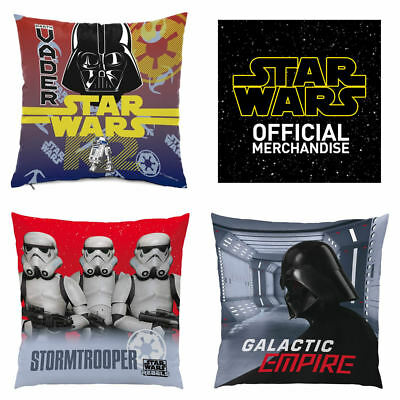 Star Wars Cushion Darth Vader Stromtrooper Cushions Home Decor Linen Sofa Throw