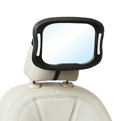 LED Baby Mirror Back Car Seat for Infant Kid Child Toddler Rear Ward Safety View