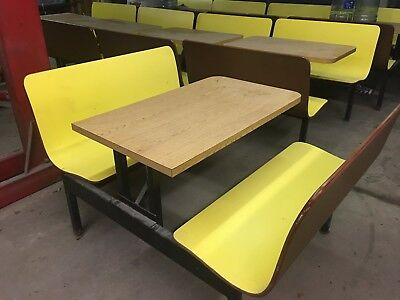 restaurant tables / dinning booth