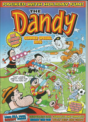 Dandy 2015  Summer Special 68 Pages # Softback # Freepost #