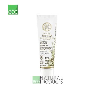 Natura Siberica Travel Size Natural Taiga Hand Cream 30ml