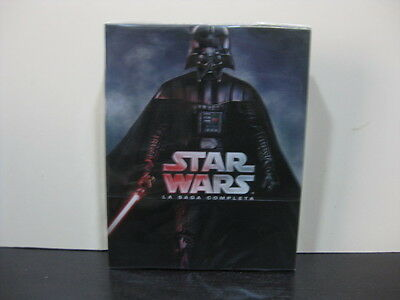 Star Wars Blu Ray Disc La Saga Completa
