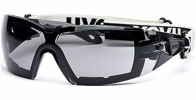 UVEX Pheos Safety Spectacles Glasses 9192-681 Sports Cycling Sunglasses