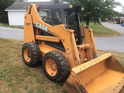 Case 85xt Skid Loader LOW HOURS