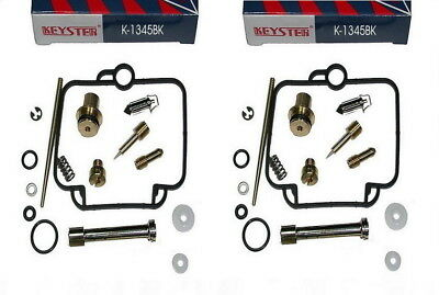 2x VERGASER REPARATUR SATZ BMW  F650  Mikuni BST33  Carburetor repair kit