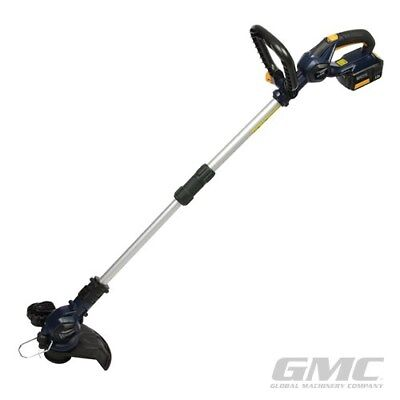 Gmc Cordless 18V Li-Ion Grass Trimmer/edger & Weed Strimmer & 1Hr Charger 762090
