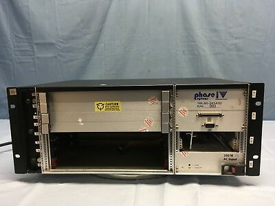 Phase IV Systems 1BL66-245450 VME Chassis