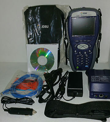 New Calibrated JDSU Dsam 6300 XT Reverse Sweep Cable Meter * LAST ONE !