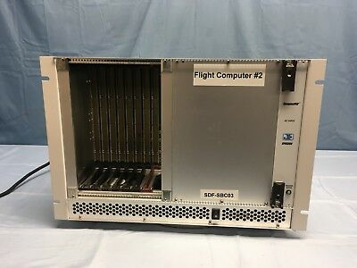 Qualcomm Compact PCI 30 Slot Card Module Chassis CompactPCI CPCI354