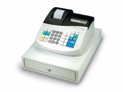Royal 115CX Portable Electronic Cash Register 8 Departments