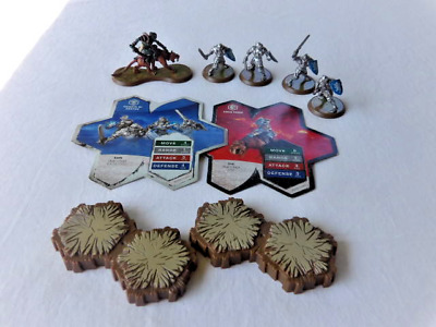 Heroscape Knights And The Swog Rider Wave 2 Utgar's Rage