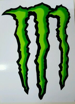 Monster Decal/ Sticker BUY 4 GET 1 FREE