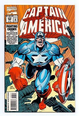 Marvel Comics: Captain America #426 & #427 - Both Issues!