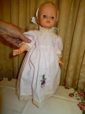 "19"" Palitoy Doll"