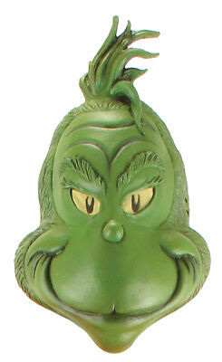 How the Grinch Stole Christmas - The Grinch Latex Mask (Adult) - One Size