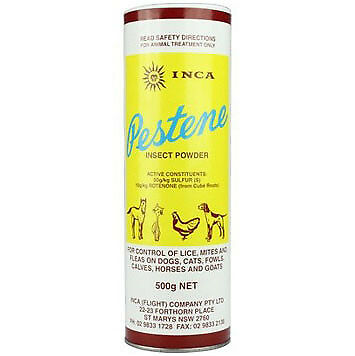Inca Pestene Insect Powder 500g