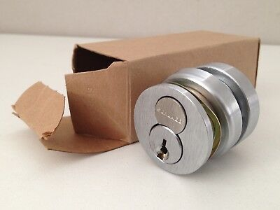 New with Slight Defects Schlage 30-001C 114 626 Lock Housing w/ Cylinder No Keys