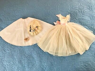 Lovely Vintage Garden Party Dress for Madame Alexander Cissy Doll
