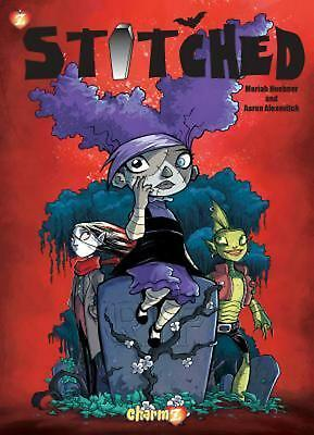 Stitched #1: First Day by Mariah Huehner Hardcover Book