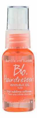 Bumble and bumble Hairdresser's Invisible Oil 0.85 oz. Brand New! Fresh!