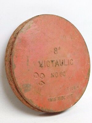 NEW OLD STOCK! VICTAULIC  8 Inch 8/219,1 Ductile Iron No.60 FREE SHIP! (SW)
