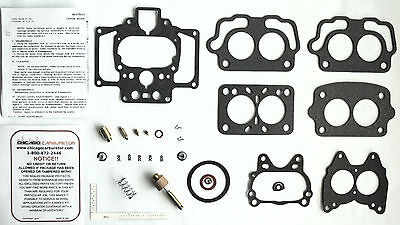 1946-49 CARB KIT Carter Wcd 2Barrel Buick Straight 8 / 40-50