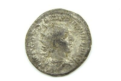 ANCIENT ROME SILVER ANTONINIANUS. UNRESEARCHED. 2.6g.     1v92