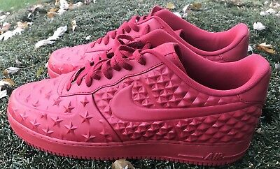 NEW SZ 16 Nike Air Force 1 LV8 VT STAR Independence Day