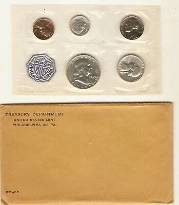1959  Silver Proof Set