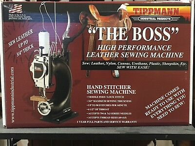 Tippmann Boss Sewing Machine