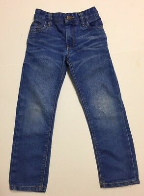Next Boys Blue Skinny Jeans Age 5 Years Regular Boys