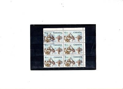 Canada, Lot Of $1.00 X  6 Stamps Fine Used Stamps