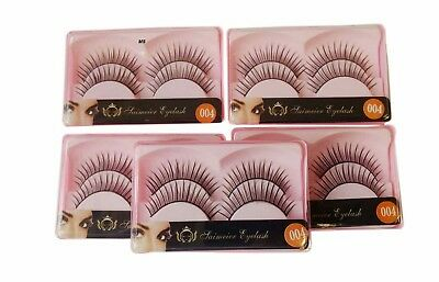 10 Paires False Eyelashes For Salon Model And Makeup Artist Wholesale 004