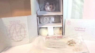 Marie Osmond Star Twinkler Heaven's Helpers Porcelain Doll Coa #1500 New In Box