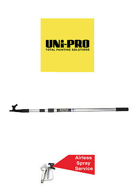 UNi-PRO Boat Hook Telescopic Extension Pole - 0.94-2.44 meters / 3′-8′ - BOATING