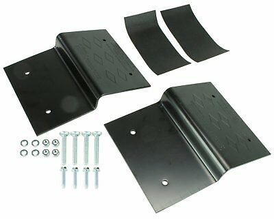 "InstaRamp® 8"" Top Bracket Ramp Kit to load Motorcycle ATV and Lawn Mowers"