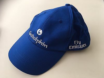 Godolphin Horse Racing Baseball Cap. Melbourne Cup. Cox Plate