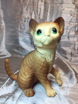 Breyer Vintage Orange Tabby Cat