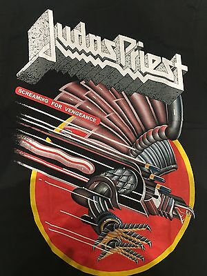 Judas Priest - Screaming For Vengeance T Shirt