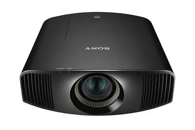 Sony SXRD, 4K RES, 3D HOME THEATRE RF, 1800ANSI, 350,000:1 DC, HDR  (VPLVW550B)