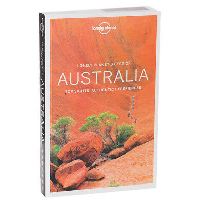 NEW Lonely Planet Best of Australia