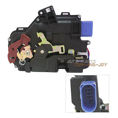 New Door Lock Actuator Front Left 1TD837015 For VW Beetle Golf GTI MK5 LHD