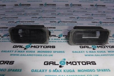 Ford Galaxy S-Max Number Plate Lights 2006-2010 Ar07