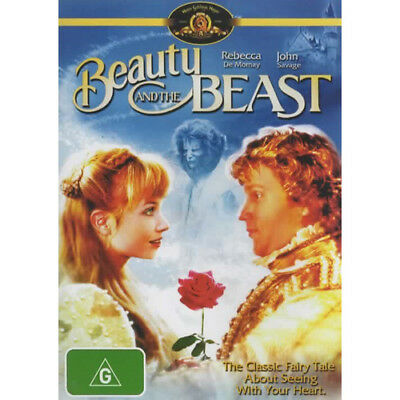 Beauty And The Beast DVD  = Brand New Fast Postage  =
