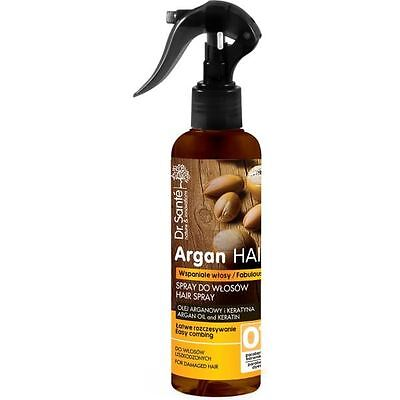Dr.Sante Argan Hair Spray for Damaged Hair with Keratin 150ML