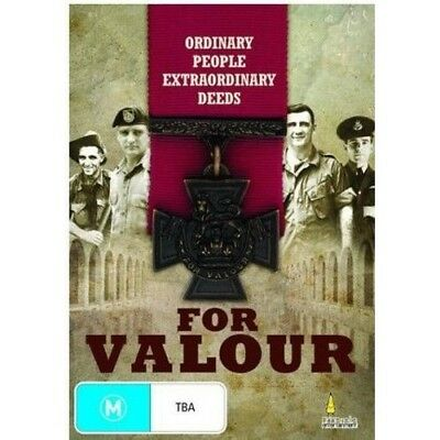 For Valour Dvd = Brand New Fast Postage  =