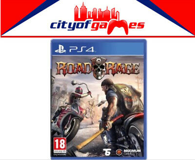 Road Rage PS4 Game New & Sealed In Stock